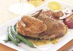Roasted Orange-Herb Game Hen Recipe