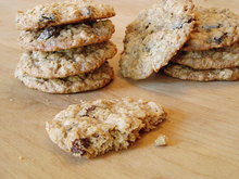 Trout Dale Oatmeal-Raisin Cookies Recipe
