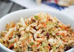 White Balsamic-Jicama Slaw Recipe