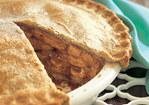 Pippin Apple Pie with Hazelnut Crust Recipe