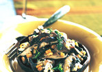 Portobellos Stuffed with Corn and Mushrooms Recipe