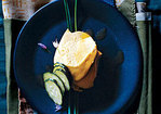 Sea Urchin Mousse with Ginger Vinaigrette Recipe