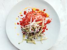Sherry Tomato Granita Recipe