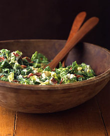 Smoky Mountain Wilted Lettuce Recipe