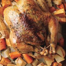 Special Sunday Roast Chicken Recipe