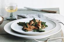 Stir-Fried Pork with Long Beans Recipe