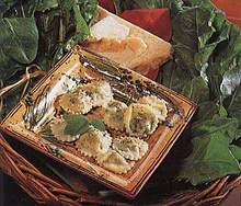 Swiss Chard Ravioli Recipe