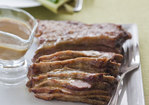 Braised Brisket with Thirty-Six Cloves of Garlic Recipe