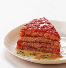 Tomato Summer Pudding Recipe