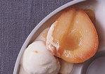 Caramelized Pears with Dulce de Leche Ice Cream Recipe