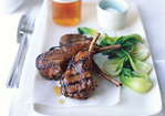 Chinese Char Siu Grilled Lamb Chops Recipe