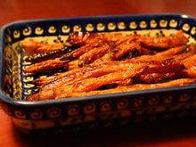 Roasted Baby Carrots Recipe