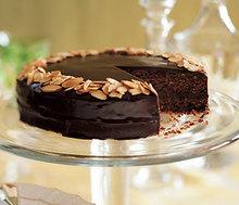 Double-Chocolate Financier Cake Recipe
