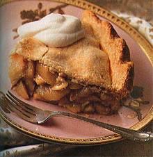 Five-Spice Apple Pie Recipe