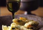 Fried Salt Cod Recipe