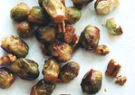 Baby Brussels Sprouts with Buttered Pecans Recipe