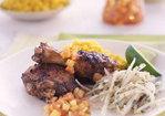 Grilled Jerk Chicken Recipe