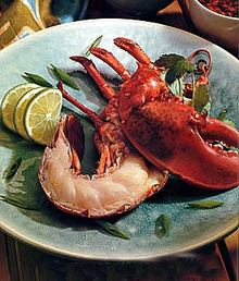 Grilled Summer Lobster Recipe