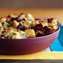 Italian Sausage and Bread Stuffing Recipe