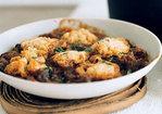 Lamb Chili with Masa Harina Dumplings Recipe