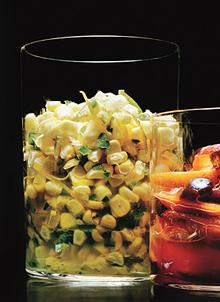 Lemon-Lime, Corn, and Jalapeño Relish Recipe