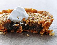 Maple Sugar Tartlets Recipe
