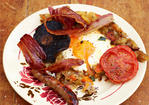 Boxing day bubble and squeak Recipe