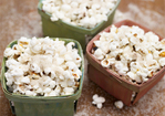 Spiced sugar &amp;amp; christmas popcorn Recipe