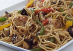 Chicken and Noodle Stir-fry Recipe