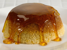 Steamed Ginger Pudding Recipe