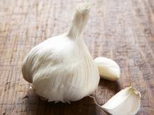 Garlic-Roasted Lamb Shanks Recipe
