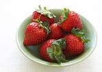 Strawberry-Mango Shortcakes with Basil Syrup Recipe