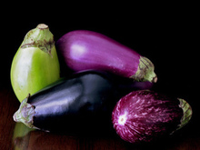Savory Lamb Shanks with Eggplant and Barley Recipe