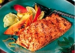 Salmon with Brazilian Spices Recipe