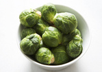 Creamy Brussels Sprouts and Pearl Onions Recipe