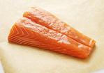 Crispy Skin Salmon with Gingery Greens Recipe