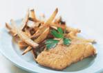 Crispy Oven-Fried Cod Recipe