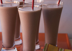 Mexican Chocolate Shake with Chipotle and Almond Recipe