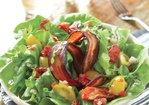 Gigi BLT Salad with Roasted-Tomato Vinaigrette Recipe