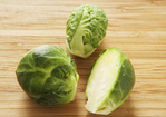 Braised Brussels Sprouts in Mustard Sauce Recipe