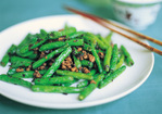 Dry-Fried Green Beans Recipe