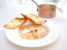 Lobster Or Crayfish Soup Recipe