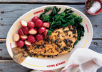 Pan-Roasted Whole Flounder or Fluke with Brown Butter, Lemon, and Capers Recipe