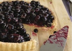 Joanne's New-and-Improved Blueberry Tart Recipe