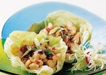 Lettuce Cups with Turkey Recipe