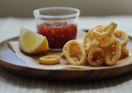 Sweet &amp; Spicy Calamari Recipe