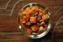 Moroccan Carrot Salad with Harissa Recipe