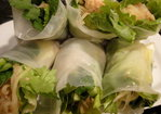Pad Thai Spring Rolls Recipe