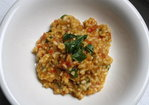 Smokey Red Pepper Risotto with Pimentón Recipe