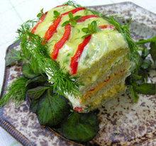 Party sandwich loaf redux... Recipe